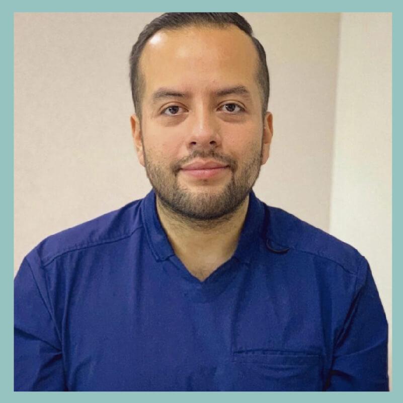Dr. Juan Oswaldo Colmenero